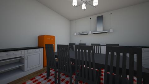 Maynor Rosario - Kitchen  - by Maynorrosario