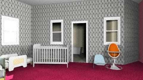 nursery - Modern - Kids room  - by cami910