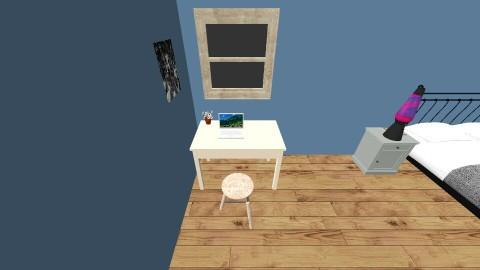 Bedroom 1 - Vintage - Bedroom  - by natty_vart