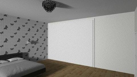 bedroommodel - Minimal - by thehiei