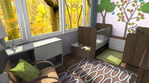 twins - Modern - Kids room  - by lauren_murphy