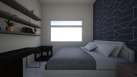final room 8 - Bedroom - by ishan1