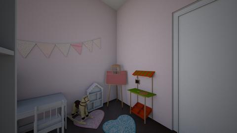 detsky pokoj 2 - Kids room  - by Iva17