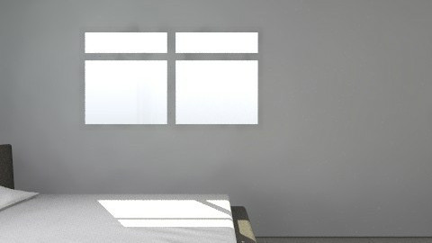 bedroom 1 story  - Rustic - Bedroom  - by okada