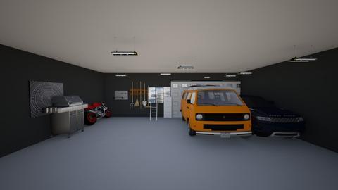Great Garage  - by txulu_2000