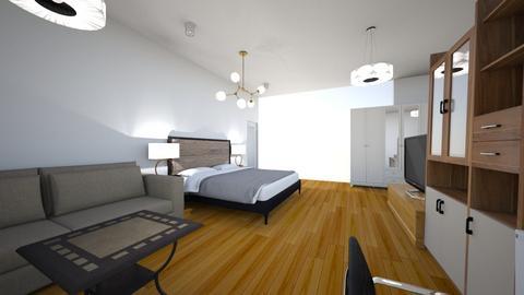 MASTER BED ROOM 2 - Modern - by tiituch natt