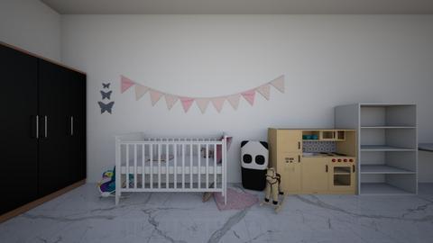Vaaniya Ahmed - Modern - Bedroom - by Vaaniyyyyyyyyyyaaaaaaa