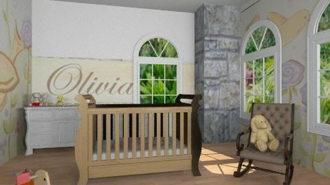 Oliva2 - Modern - Kids room  - by dipselvic