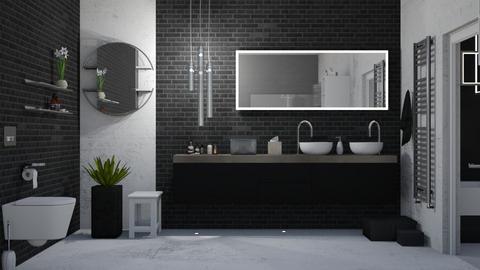 Bathroom - Bathroom  - by ActressHannah