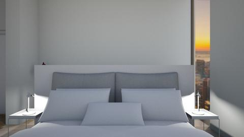 New York hotel - Modern - Bedroom - by Marie Harrer