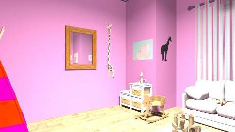 ni - Country - Kids room  - by nikilowe