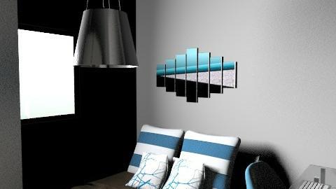 2 - Modern - Bedroom - by mariannee1