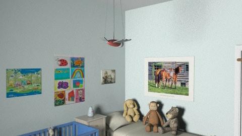 Cili76 Gyerekszoba 1 - Minimal - Kids room  - by Vargn Nagy Ceclia