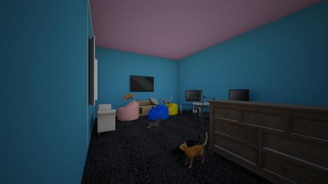 ur mom - Bedroom  - by ibdesignclass