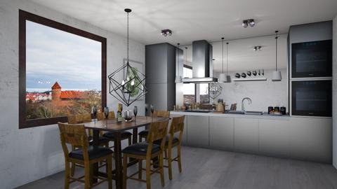 kitchen - by jakubmi