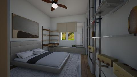 katerina bedroom - by whateffer