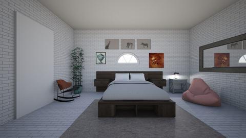 Destinys Bedroom - Bedroom  - by destinymartin568