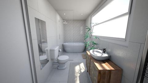 New Bathroom 2 - by eturner18