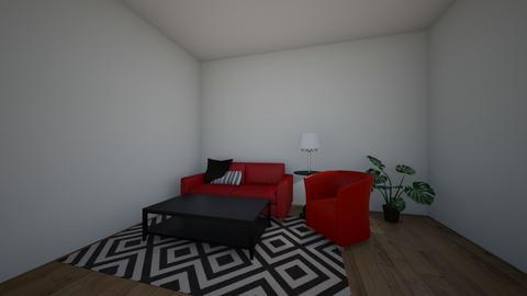 beep bop - Living room  - by haileyc2