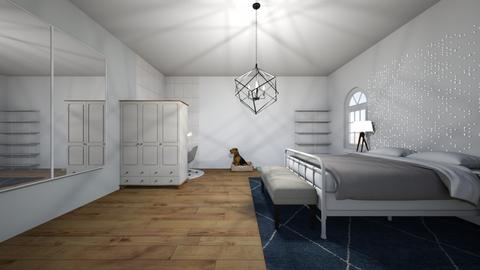Bedroom - Minimal - Bedroom - by henriesophie