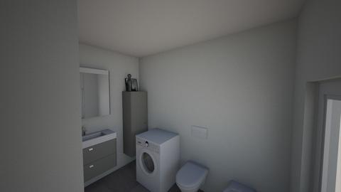 Floor semiopen washbath - Bathroom  - by Sere17
