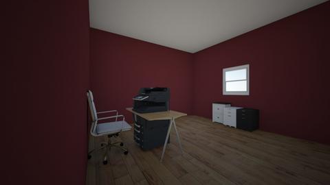 shaker 9 - Office  - by Ransu2021