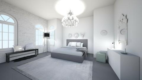xoxo - Bedroom - by amberxx