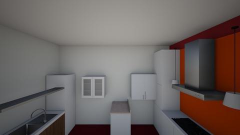 Estefany - Kitchen  - by Sr409921