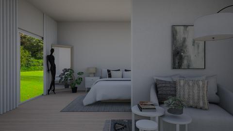 qd - Living room  - by ilham2001
