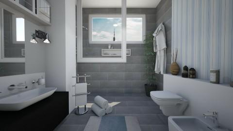 Holala - Bathroom - by didi_