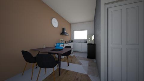 JannekeRuben - Living room - by JannekeRuben