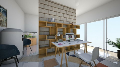 office - Classic - Office - by Larica bublica