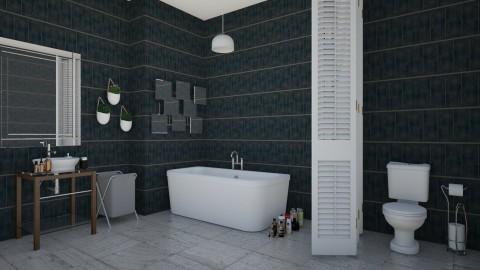 Bathroom - Modern - Bathroom - by molly528