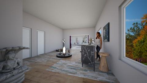 Yoga Studio - Office  - by LSDESIGNS
