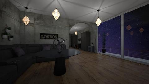 living room 22222 - Living room  - by DanielFelipe22