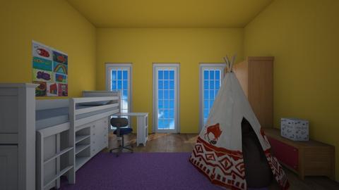 laras room - Kids room  - by MomoBeag