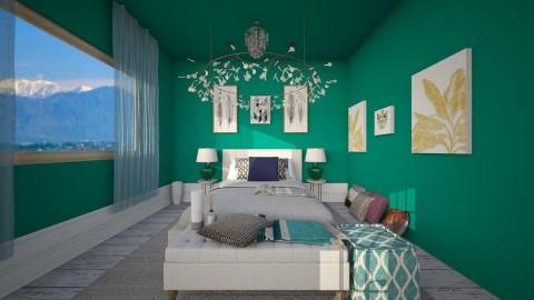Autumn Love - Classic - Bedroom  - by Bao Tran