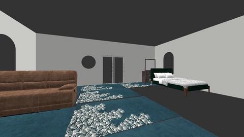 Jaqueline  - Bedroom  - by JaquelineGomez