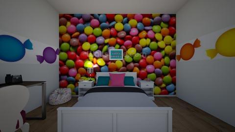 Sweet Tooth - Bedroom  - by theIrishdog