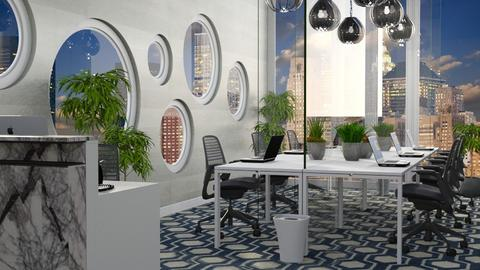 Honeycomb Office - Office  - by millerfam