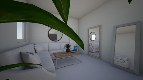 my - Modern - Bedroom  - by nicolettedimi