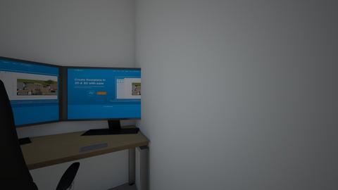 gamerszoba - Office  - by gergocsdia