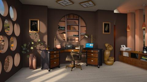 Playful Office - by ZsuzsannaCs