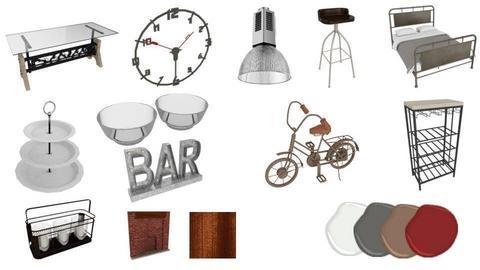 Design Styles Industrial - by laurenestes
