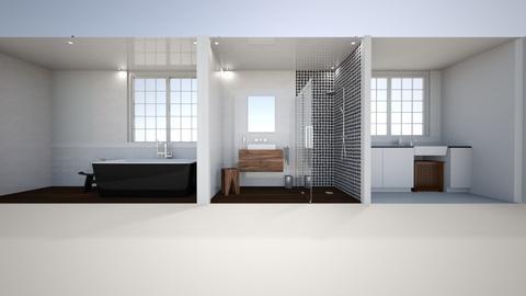 badkamerKBBG - Bathroom - by KanitaM
