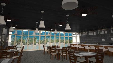 Seafood Restaurant Elite  - Kitchen  - by Ashley210