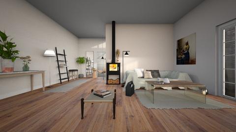Flat - Modern - Living room - by BFactor