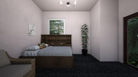 Aesthetic - Bedroom  - by pride_em