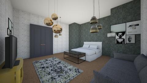 Bedroom  - Modern - Bedroom - by callumip9