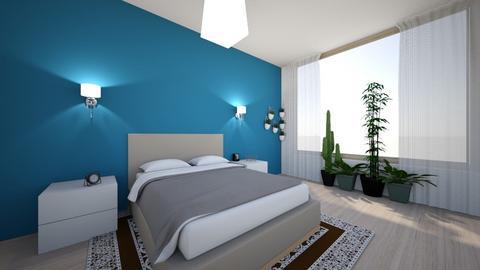 bedroom - Bedroom  - by sunshiyane